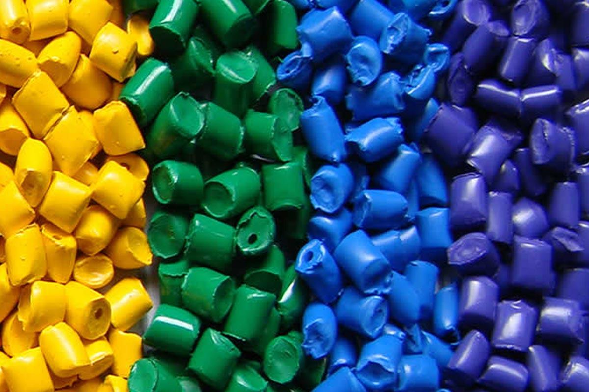 Colour Masterbatches SPC (Monopigmentary) Custom Colours